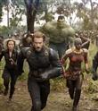 Avengers Infinity War'dan İlk Fragman