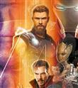 Avengers: Infinity War'dan Yeni Fotoğraflar