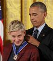 Obama'dan Başkanlık Özgürlük Madalyası