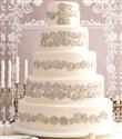 Beyaz Fırın`dan şık düğün pastaları