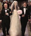 Blair`in gelinliği Vakko Wedding`de