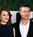 Brad Pitt ve Marion Cotillard Galada Bir Araya Geldi