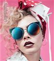 Cara Delevingne ve Margot Robbie LOVE Kapağında