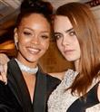 Cara Delevingne ve Rihanna Aynı Filmde