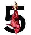 Chanel No.5 internet sitesi
