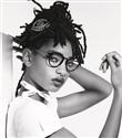Chanel'in Willow Smith'li Gözlük Kampanyasından Kareler