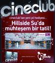 Cinecity bilet gişelerinde yeni yıl armağanı