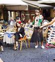 Dolce & Gabbana Kampanya Çekiminden Backstage Kareleri