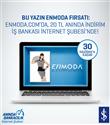 Enmoda.com`da indirim fırsatı İş Bankası İnternet Şubesi`nde