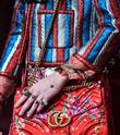 Gucci Bahar 2017 Defilesi: Detaylar