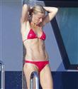 Gwyneth Paltrow bikiniyle görüntülendi