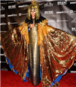 Heidi Klum Kleopatra oldu