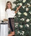 Heidi Klum`ın yeni yıl sevinci