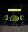 HUF ve Modernica sandalye tasarladı