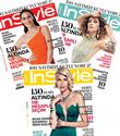 InStyle 100. sayısını 3 farklı kapakla kutluyor