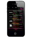 iPhone`a özel Night Rider!