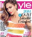 Jennifer Lopez InStyle Mayıs sayısında