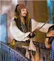 Johnny Depp'ten Hayranlarına Büyük Sürpriz