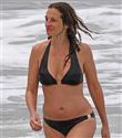 Julia Roberts 44 yaşında ama bikinili
