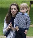 Kate Middleton Çocuklarıyla Parkta