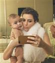 Kim Kardashian Bebeğinin Adını Değiştirdi