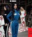 Kardashian'lar Calvin Klein Reklamı İçin Bir Araya Geldi