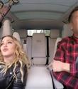 Madonna Carpool Karaoke Konuğu Oldu