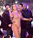 Mariah Carey Sahneyi Terk Etti