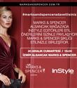 Marks&Spencer Alsancak`da yılbaşı kutlaması