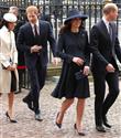 Meghan Markle Ve Kate Middleton'ın Uyumlu Stilleri