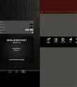 Moleskine iPhone uygulaması