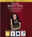 New Year Beauty Style