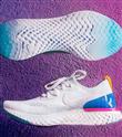 Nike Epic React Sanatla Buluşuyor