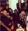 Riccardo Tisci`nin doğum günü partisi