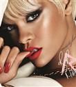 Rihanna MAC için sarışın oldu