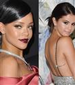 Rihanna ve Selena Gomez Victoria`s Secret`ta!