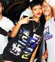 Rihanna`nın 2.980 dolarlık ayakkabı tercihi