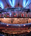 Rio Olimpiyat Oyunları Açılış Töreni