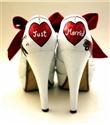 Sanemiko&#8217nun eğlenceli gelin ayakkabıları