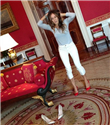 Sarah Jessica Parker`dan eğlenceli Beyaz Saray videosu