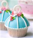 Son moda: Cupcake düğün pastaları