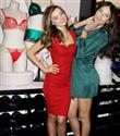 Victoria`s Secret melekleri tanıtımda
