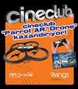 Wings Cinecity Etiler`den Helikopter