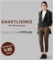 Yargıcı & InStyle Stil Buluşması İzmir ve Ankara`da